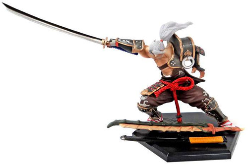 Soul Calibur III Game Character Collection Series 1 Mitsurugi PVC Figure [2nd Colors]