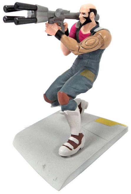 Cowboy Bebop Story Image Figure Jet PVC Figure