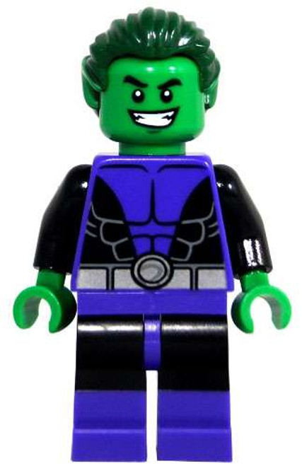 LEGO DC Super Heroes Beast Boy Minifigure [Loose]