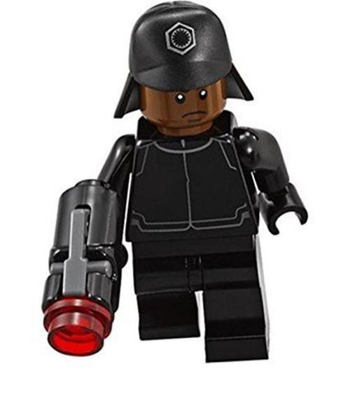 LEGO Star Wars The Force Awakens First Order Crew Member Minifigure [Open Face Helmet Loose]