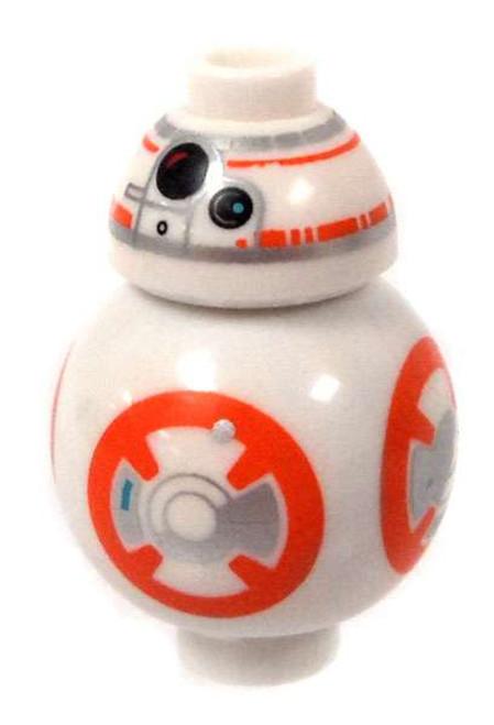 LEGO Star Wars The Force Awakens BB-8 Minifigure [Loose]