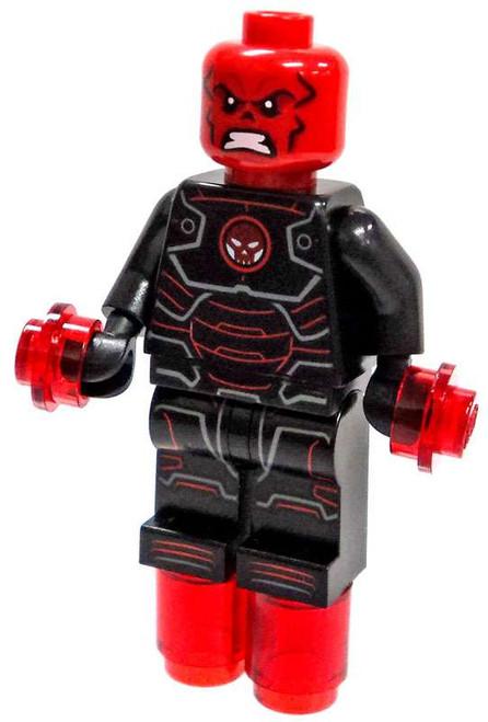 LEGO Marvel Super Heroes Iron Skull Minifigure [Loose]