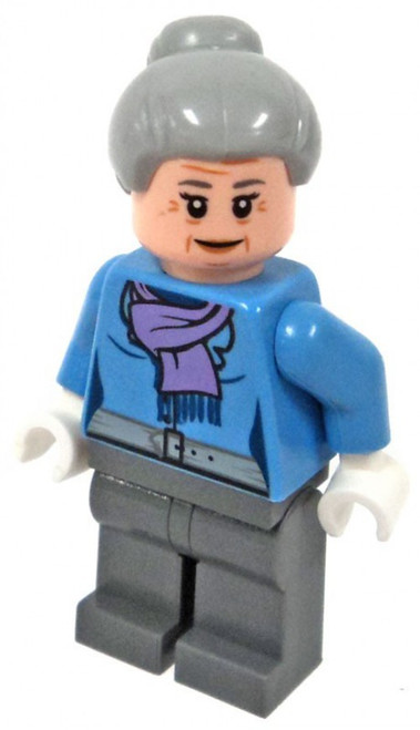 LEGO Spider-Man Aunt May Minifigure [Version 2 Loose]