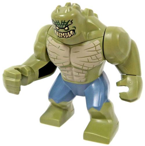 LEGO DC Killer Croc Minifigure [Version 2 Loose]