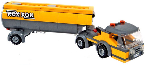 LEGO Marvel Super Heroes Captain America: Civil War Roxxon Tanker Truck Loose Item [Loose]