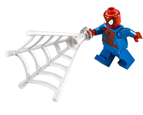 LEGO Marvel Super Heroes Ultimate Spiderman with Web Minifigure [Loose]