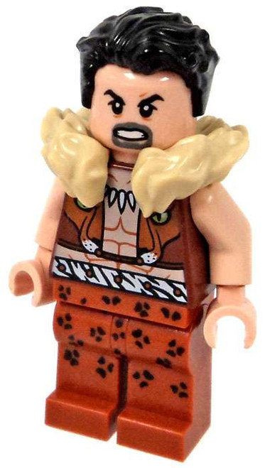 LEGO Marvel Super Heroes Kraven the Hunter Minifigure [Loose]