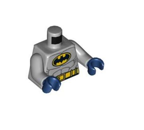 LEGO Gray Batman Loose Torso [Loose]