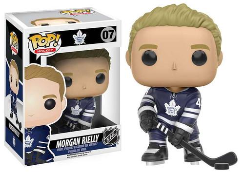 Funko NHL Toronto Maple Leafs POP! Sports Hockey Morgan Rielly Vinyl Figure #07