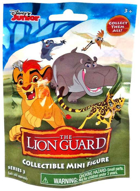 Disney Series 3 The Lion Guard Mystery Pack