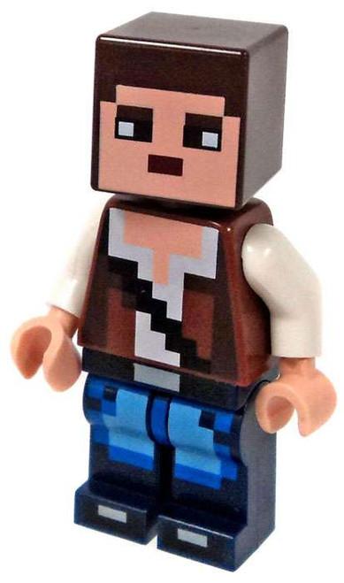 LEGO Minecraft Adventurer Minifigure [Loose]