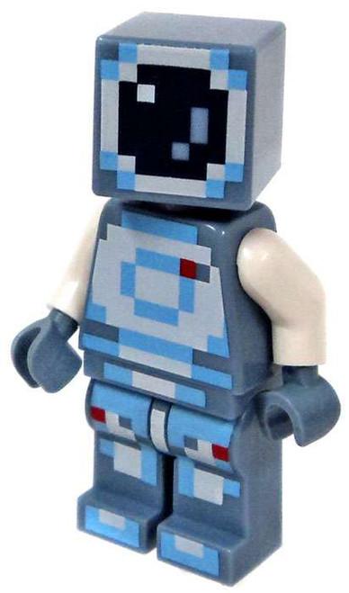 LEGO Minecraft Astronaut Minifigure [Loose]