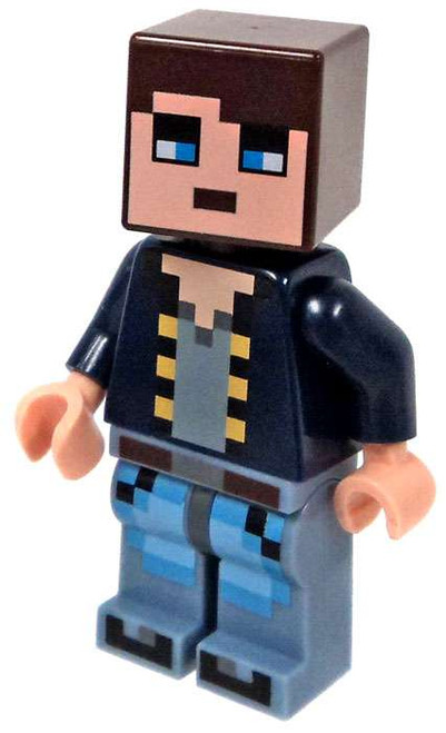 LEGO Minecraft Cool Hipster Minifigure [Loose]