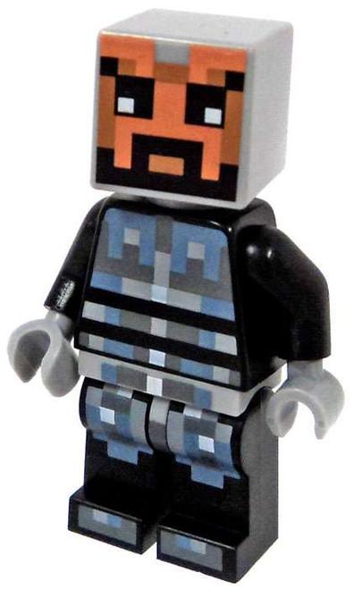 LEGO Minecraft Knight Dude Minifigure [Loose]