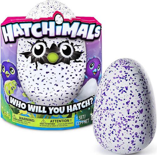 Hatchimals PURPLE Draggles Magical Creature