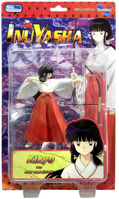InuYasha Collection 1 Kikyo Action Figure [Damaged Package]