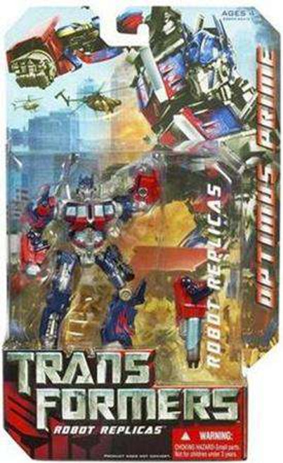 Transformers Movie Robot Replicas Optimus Prime Action Figure [Damaged Package]