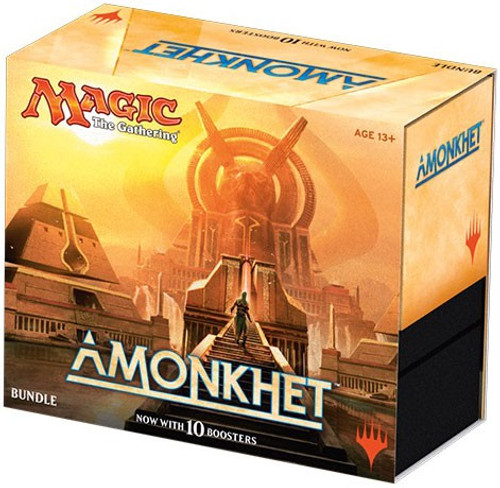MtG Trading Card Game Amonkhet Bundle [Includes 10 Booster Packs!]