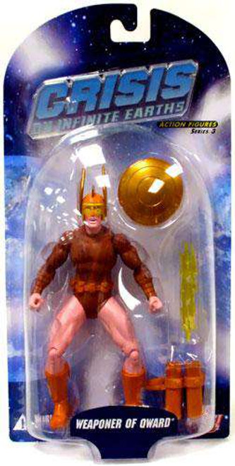 DC Crisis on Infinite Earths Series 3 Weaponer of Qward Action Figure [Loose]
