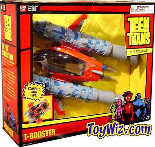 Teen Titans Go! T-Booster Vehicle [Damaged Package]