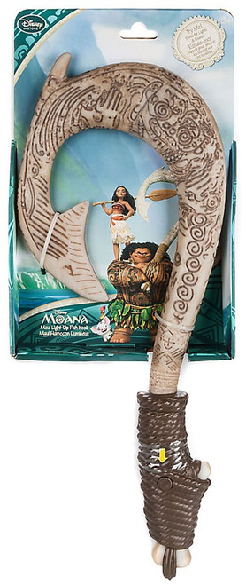 Disney Moana Maui Light-Up Fish Hook Exclusive