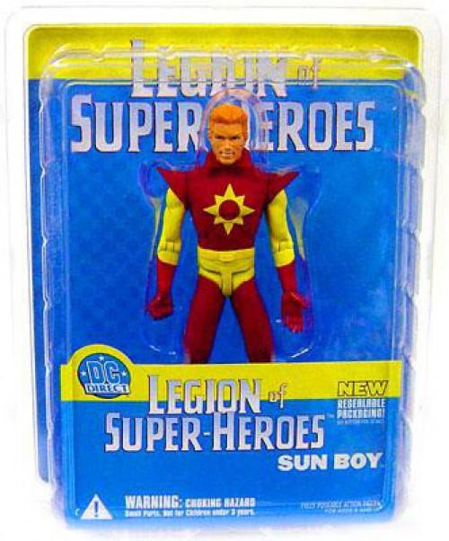 DC Legion of Super Heroes Sun Boy Action Figure