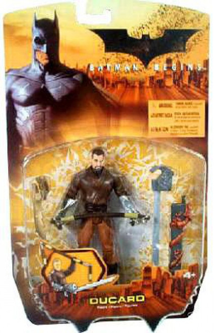 Batman Begins Ducard Action Figure