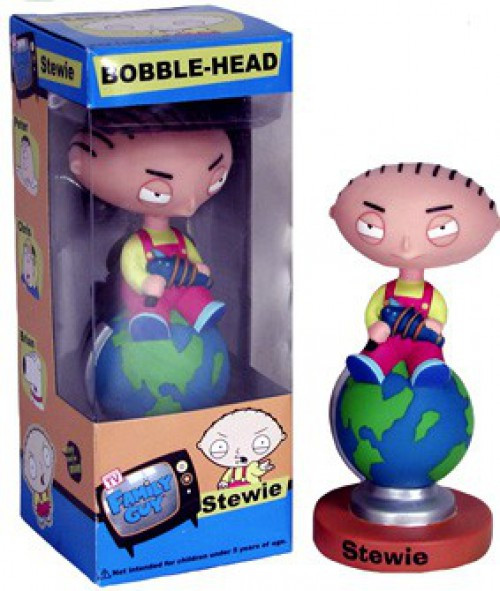 Funko Family Guy Wacky Wobblers Series 1 Stewie Bobble Head