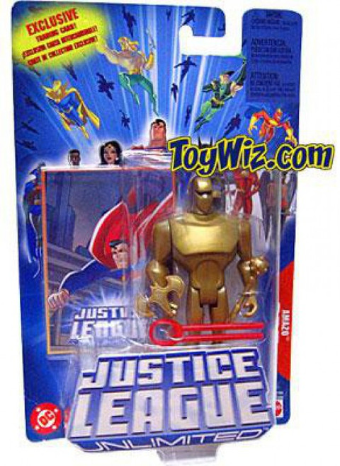 Justice League Unlimited Amazo Action Figure