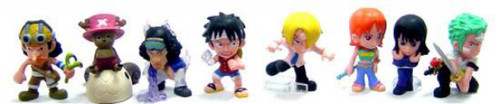 One Piece Random PVC Figure