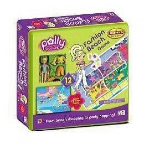 Polly Pocket Fashion Beach Game