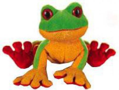 Webkinz Tree Frog Plush