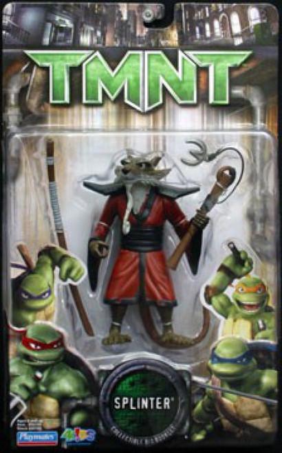 Teenage Mutant Ninja Turtles TMNT Splinter Action Figure