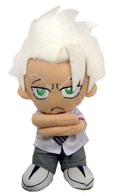 Bleach Series 3 Toushirou 7-Inch Plush Figure [White Shirt]