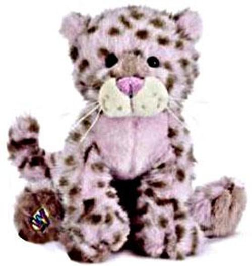 Webkinz Strawberry Cloud Leopard Plush