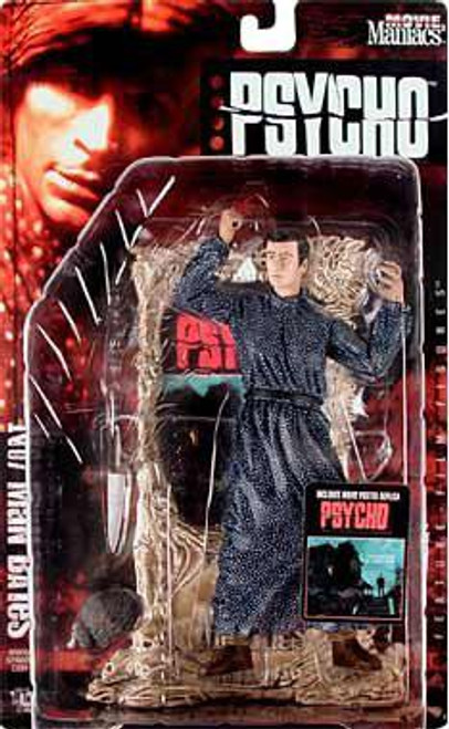 McFarlane Toys Psycho Movie Maniacs Series 2 Norman Bates Action Figure