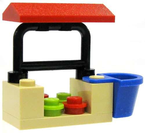 LEGO City Farmer's Stand Set