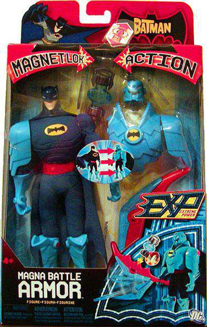 The Batman EXP Extreme Power Batman Action Figure [Magna Battle Armor]