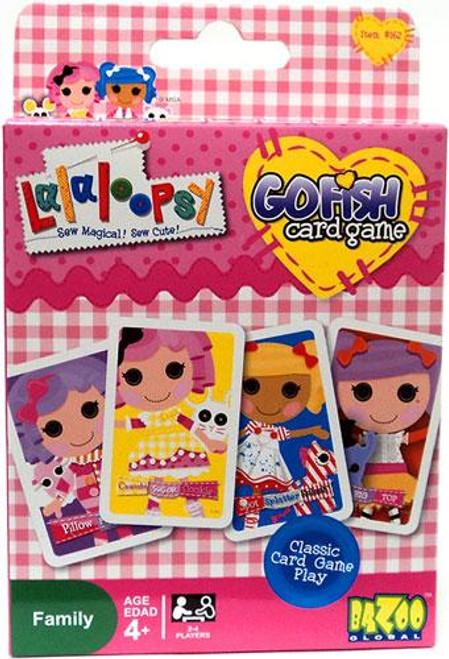 Lalaloopsy Go Fish Card Game