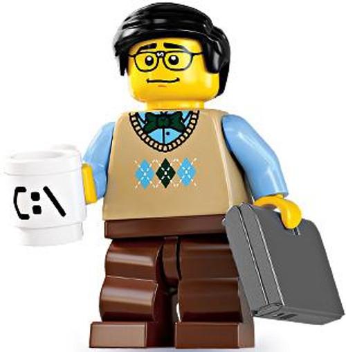 LEGO Minifigures Series 7 Computer Programmer Minifigure [Loose]
