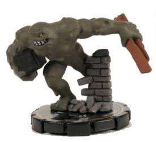 DC HeroClix Collateral Damage LE Ultimate Clayface #220