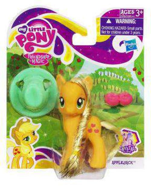 My Little Pony Friendship is Magic Crystal Empire Applejack Figure