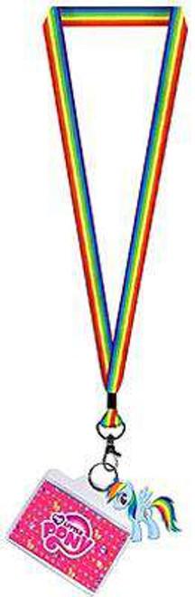 My Little Pony Rainbow Dash Keychain & Lanyard