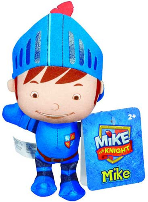 Fisher Price Mike the Knight Mike 6-Inch Plush