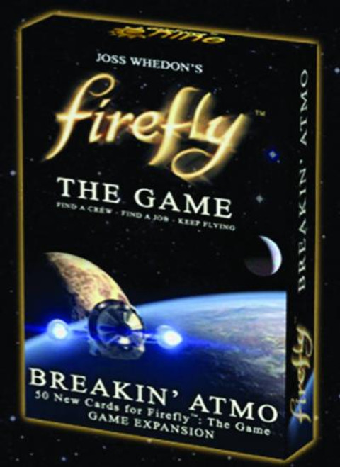 Firefly The Game Breakin Atmo Board Game Expansion