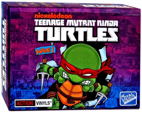 Teenage Mutant Ninja Turtles Series 1 Mystery Box [16 Packs]