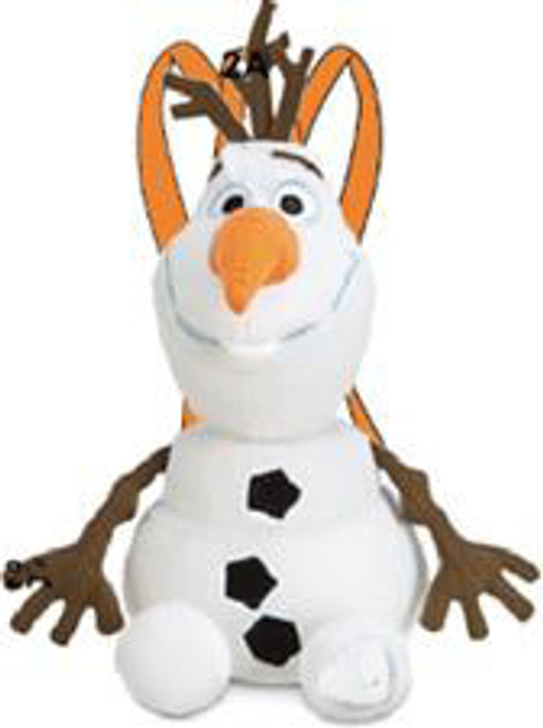 Disney Frozen Olaf 14-Inch Plush Backpack