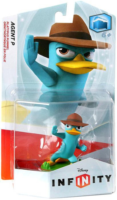 Phineas and Ferb Disney Infinity Agent P Game Figure [Platypus Pummel]