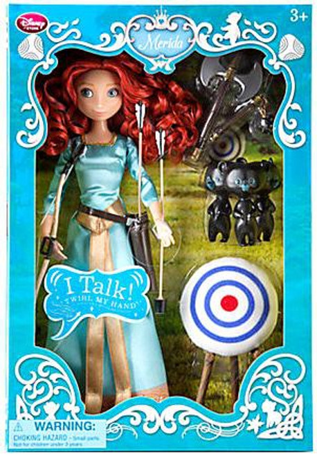 Disney / Pixar Brave Merida Exclusive 11-Inch Doll [Talking]