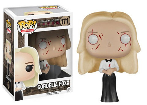 Funko American Horror Story POP! TV Cordelia Foxx Exclusive Vinyl Figure #171 [Bloody]
